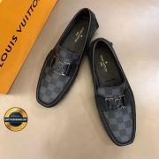 Giày Da Nam Hàng Hiệu LV 2019. Mã BC2513