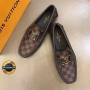 Giày Da Nam Hàng Hiệu LV 2019. Mã BC2514