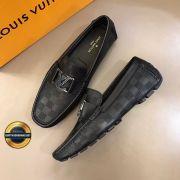 Giày Da Nam Hàng Hiệu LV 2019. Mã BC2515
