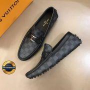 Giày Da Nam Hàng Hiệu LV 2019. Mã BC2517