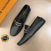Giày Da Nam Hàng Hiệu LV 2019. Mã BC2523