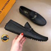 Giày Da Nam Hàng Hiệu LV 2019. Mã BC2525
