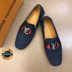 Giày Da Nam Hàng Hiệu LV 2019. Mã BC2529