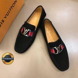 Giày Da Nam Hàng Hiệu LV 2019. Mã BC2530