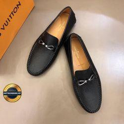 Giày Da Nam Hàng Hiệu LV 2019. Mã BC2532