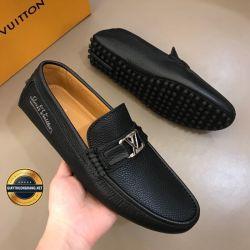 Giày Da Nam Hàng Hiệu LV 2019. Mã BC2535