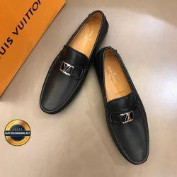 Giày Da Nam Hàng Hiệu LV 2019. Mã BC2536