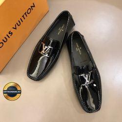 Giày Da Nam Hàng Hiệu LV 2019. Mã BC2542