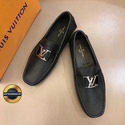 Giày Da Nam Hàng Hiệu LV 2019. Mã BC2543