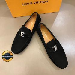 Giày Da Nam Hàng Hiệu LV 2019. Mã BC2545