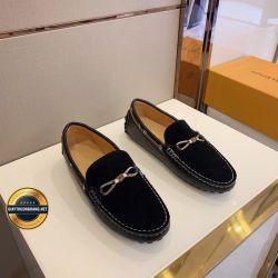 Giày Da Nam Hàng Hiệu LV 2019. Mã BC2549