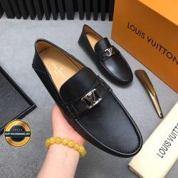 Giày Da Nam Hàng Hiệu LV 2019. Mã BC2551