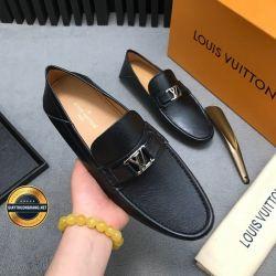 Giày Da Nam Hàng Hiệu LV 2019. Mã BC2553