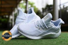 Giày Đôi Thể Thao Adidas Alpha Bounce 2019, Mã BC2461