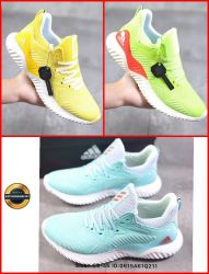 Giày Adidas Alphabounce 2019 MÀU ĐỘC, Mã BC2489