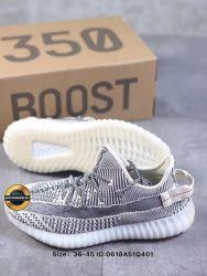 Giày Adidas Yeezy Boost 2019 lưỡi gà liền, Mã BC2496