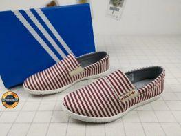 Giày Lười Adidas Vải Dệt Công Nghệ Cao, Mã Số BC2498