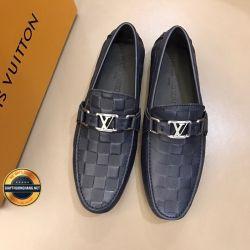 Giày lười  LV - Louis Vuitton 2019 Lịch Lãm, Mã Số BC20