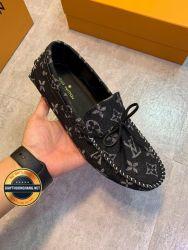 Giày Lười LV - Louis Vuitton 2019 Lịch Lãm, Mã Số BC16