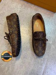 Giày Lười LV - Louis Vuitton 2019 Lịch Lãm, Mã Số BC17