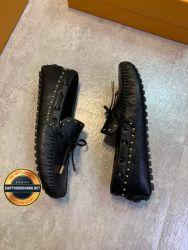 Giày da lười LV - Louis Vuitton 2019 lịch lãm, Mã số BC19