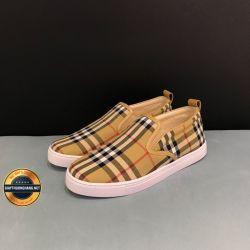 Giày Lười Nam Burberry 2019 Lịch Lãm, Mã Số BC26