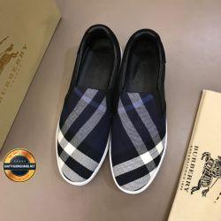 Giày Lười Nam Burberry 2019 Lịch Lãm, Mã Số BC27