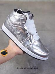 Giày Nike đế bằng màu bạc, bản giới hạn, cực hiếm, Mã BCM014
