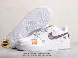 Giày Thời Trang Nike Air Force 1 - 2020, Mã BCM035