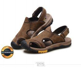 Dép sandal nam bít mũi, giày rọ Camel Active 2020, Mã số BC3369