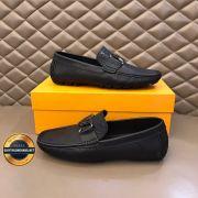 Giày da lười  LV - Louis Vuitton 2020 lịch lãm, Mã số BC2630