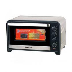Lò nướng Sanaky VH-359N (Vỏ Inox)