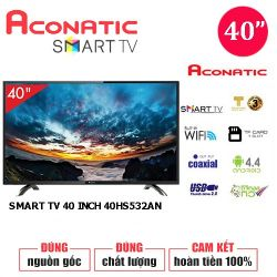 "Tivi Aconatic Thái Lan Smart Tivi 40"""