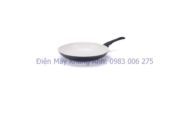 Chảo chống dính Berndes Frypan Smart 24cm màu trắng kem