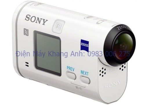 Máy quay phim Action Cam 4K Sony FDR-X1000VR