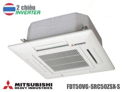Máy lạnh Mitsubishi Heavy FDT50VG/SRC50ZSX-S