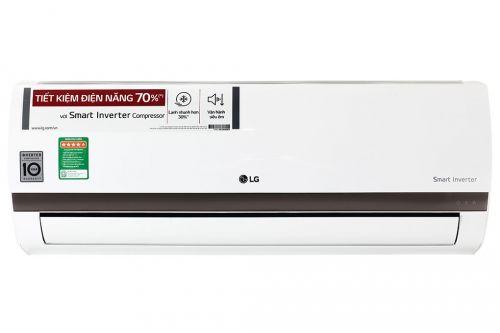 Điều hòa 2 chiều LG Inverter 1 HP B10ENC