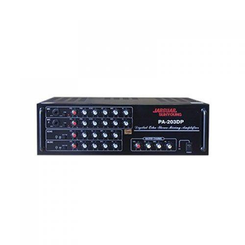 Amply Karaoke Jarguar PA-203 DP