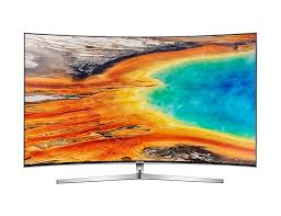 Smart TV màn hình cong Premium UHD 55 inch MU9000