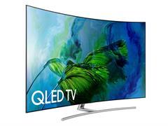 QLED Tivi Samsung 75Q8C 75 inch, 4K HDR, Smart TV 2017 màn hình cong