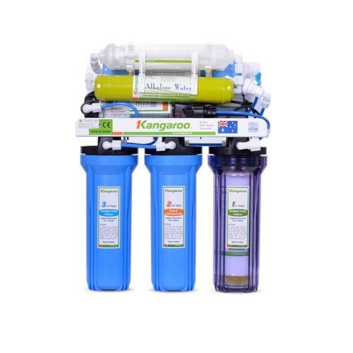 Máy lọc nước Kangaroo KG104 (7 lõi, không vỏ)