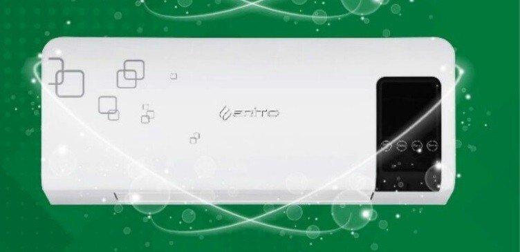 Máy sưởi gốm Ceramic Erito HCB131R-NV