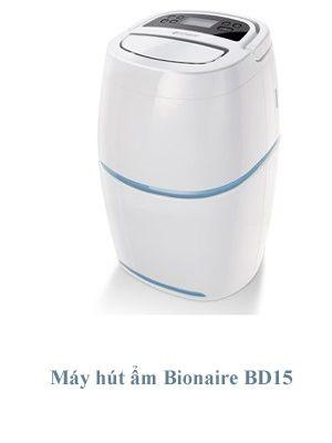 Máy hút ẩm BIONAIRE BD15