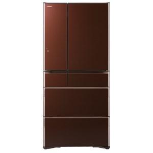 Tủ lạnh Hitachi Inverter 474 lít R-G620GV XT