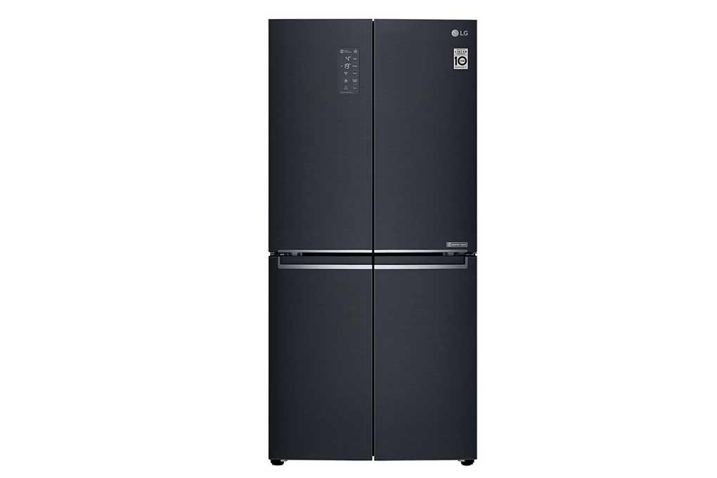 Tủ lạnh LG Inverter 490 lít GR-B22MC Đen