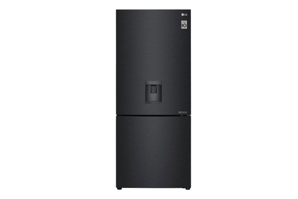Tủ lạnh LG Inverter 454 lít GR-D405MC Đen