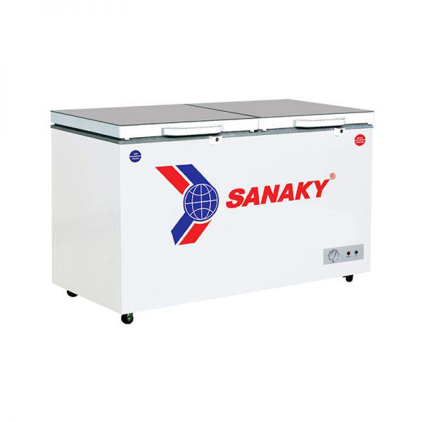 Tủ đông Sanaky VH-2899W2KD 230 lít Mặt kính cường lực