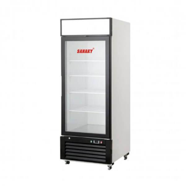 tủ đông đứng Sanaky VH-768K