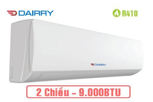 Điều hòa Dairry 9000BTU 2 chiều DR09-KH