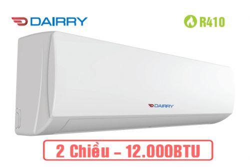 Điều hòa Dairry 9000BTU 2 chiều DR12-KH